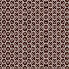 Abstract Geometric 0909(07) - Brown by Artberry