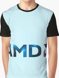 AMD Space Graphic T-Shirt