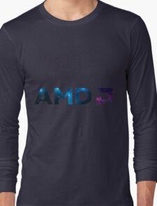 AMD Space Long Sleeve T-Shirt