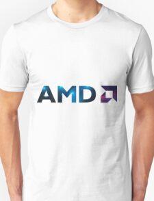 AMD Space Unisex T-Shirt