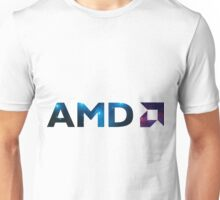 AMD Space Unisex T-Shirt