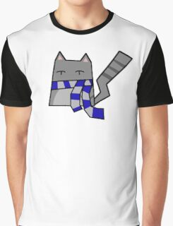 Ravenclaw Kitty Graphic T-Shirt