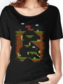 Alex Kidd in Miracle World Women's Relaxed Fit T-Shirt