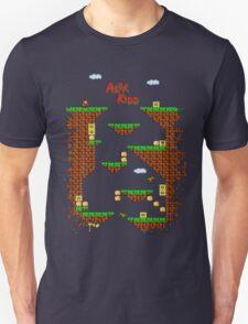Alex Kidd in Miracle World Unisex T-Shirt