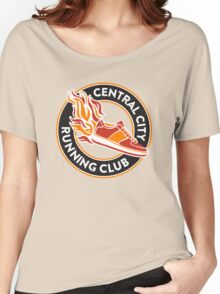Central City Running Club Women's Relaxed Fit T-Shirt