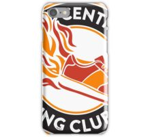 Central City Running Club iPhone Case/Skin