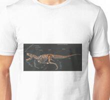 2016 Tyrannosaurus Rex Skeletal Study Unisex T-Shirt