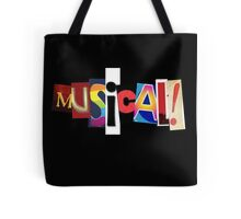 Musical! Tote Bag