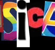 Musical! Sticker