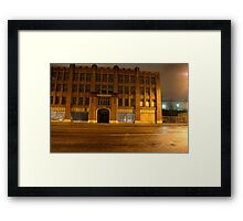 Good Will Industries  Framed Print