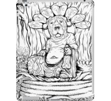 Buddha Dog iPad Case/Skin