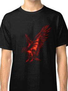 Flying Eagle, red Classic T-Shirt