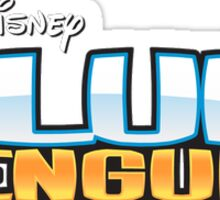 club penguin Sticker
