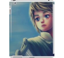 Link The Legend of Zelda iPad Case/Skin