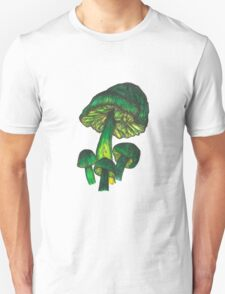 Parrot Toadstool Unisex T-Shirt