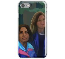 Person of Interest X-Files AU iPhone Case/Skin