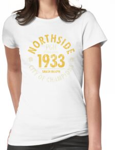 NORTHSIDE 1933 (vintage) Womens Fitted T-Shirt