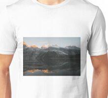 Mountain Mirror - Landscape Photography Unisex T-Shirt