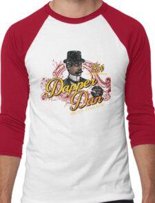 Dapper Dan Pomade Men's Baseball ¾ T-Shirt