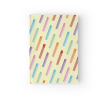 Sunshine Diagonal Pop Hardcover Journal