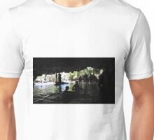 Inside Natural Bridges Cavern Unisex T-Shirt