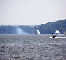 Pride II salutes Fort Washington by WalnutHill