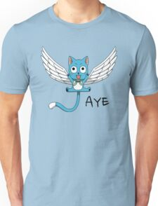 "<FAIRY TAIL> Happy ""AYE"" Unisex T-Shirt"