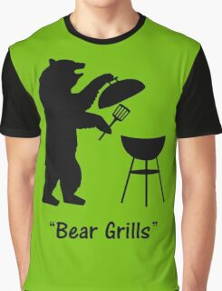 Bear Grills Graphic T-Shirt