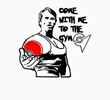 """Come With Me To The Gym"" Arnold Pokemon  Unisex T-Shirt"