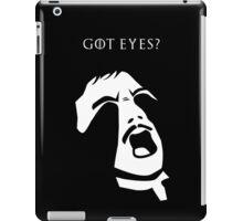 GoT Eyes? Oberyn Martell iPad Case/Skin