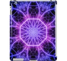 Intranet  - Symbolic Abstract Fractal Art   iPad Case/Skin