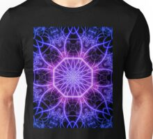 Intranet  - Symbolic Abstract Fractal Art   Unisex T-Shirt