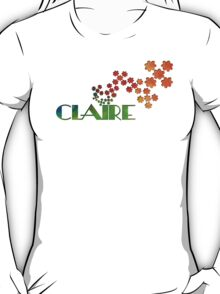 The Name Game - Claire T-Shirt