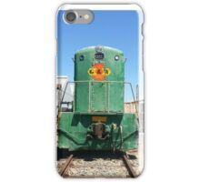 517 engine iPhone Case/Skin