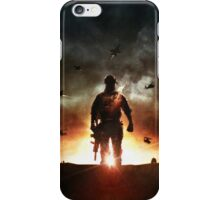 Battlefield sunset iPhone Case/Skin