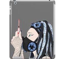 Cyber Blue iPad Case/Skin