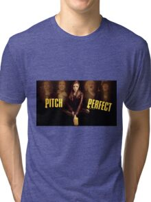 Pitch Perfect Tri-blend T-Shirt