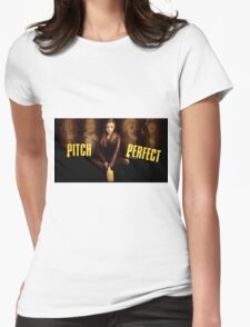 Pitch Perfect Womens Fitted T-Shirt