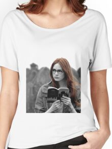 Amy Pond Women's Relaxed Fit T-Shirt