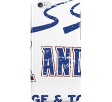 Stock and Sons Garage iPhone Case/Skin