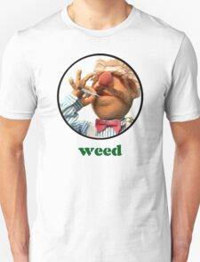 Weedish Chef Unisex T-Shirt