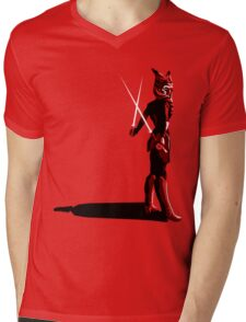 Ahsoka Tano Mens V-Neck T-Shirt