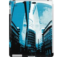 Skyscraper Reflection iPad Case/Skin