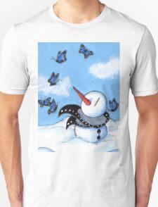 Butterfly Flurry Unisex T-Shirt