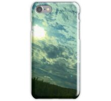 Behind the Clouds by Snow iPhone Case/Skin