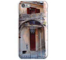 Entering Old Amantea iPhone Case/Skin