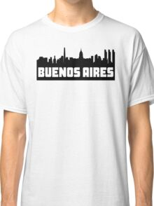 Buenos Aires Argentina Skyline Classic T-Shirt