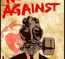 Rise Against Appeal to Reason by SwankyOctopus