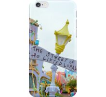The Street of the Lifted Lorax iPhone Case/Skin