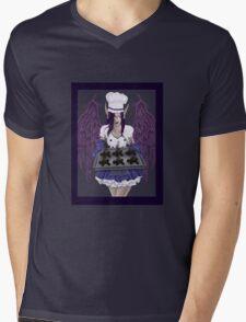 Sinful Pin-up Mens V-Neck T-Shirt